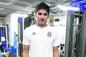 Carlos Carmona al Recreativo de Huelva