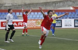 Juan Carlos Sanz marcó once goles la pasada campaña.