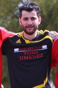 El portero Toni Más ha renovado con el Campos