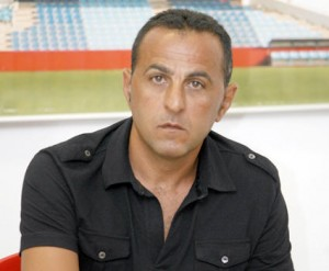 Onofrio Barone entrenador del Ibiza