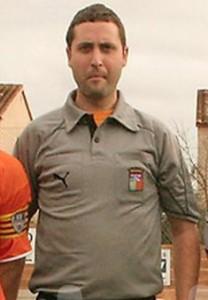 Roger Ramón es nuevo arbitro de Tercera