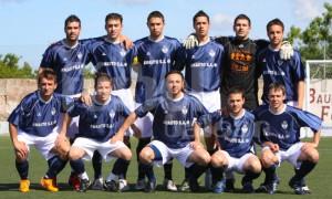 Imagen del equipo de la pasada temporada