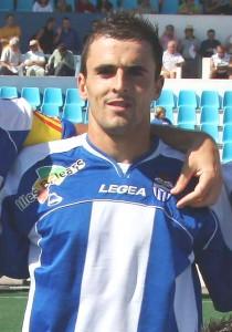 Esteban jugará un año más en el At. Baleares