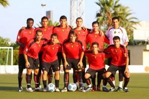 Equipo del Mallorca B