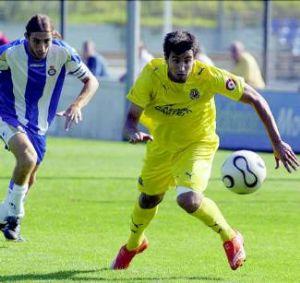 Chando ficha con el Real Murcia