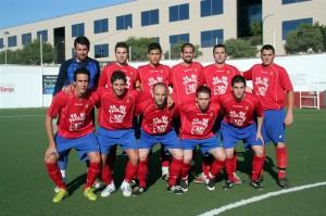 El Collerense puede ser mañana nuevo equipo de Tercera División
