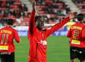 Keita podrá jugar con el Mallorca