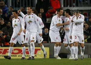 El Mallorca pierde frente al Levante