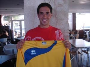 Oscar Tesías, tercer fichaje del Brisasport F.S
