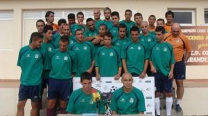 El Fuerteventura uno de los descendidos a Tercera