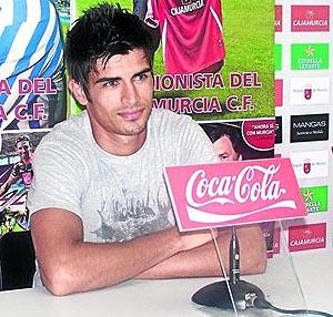 Xisco Campos en rueda de prensa