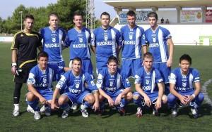El Arenal B, mereció más frente al España