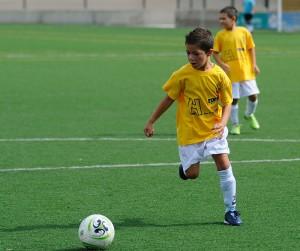Tomás Bravo, autor d'un dels gols