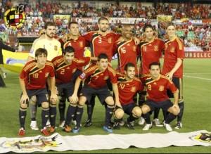 La Selección Española clasificada para el mundial