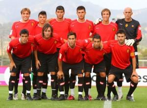 El Mallorca B consigue un empate en el Miniestadi y mereció más.