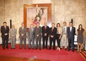 Martí Asensio, Martí Mingarro, García, Vidal, Antich, Cañellas, Vaquer, García, García, Huertas y Pons