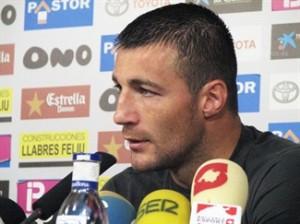 Varela en rueda de prensa
