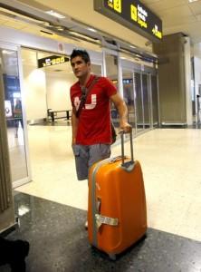 Xisco llega a Valencia cargado de ilusión
