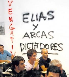 En Girona siguen sin aceptar a los nuevos delegados territoriales