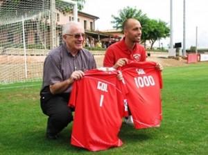 Juan Forteza junto a Borja Valero