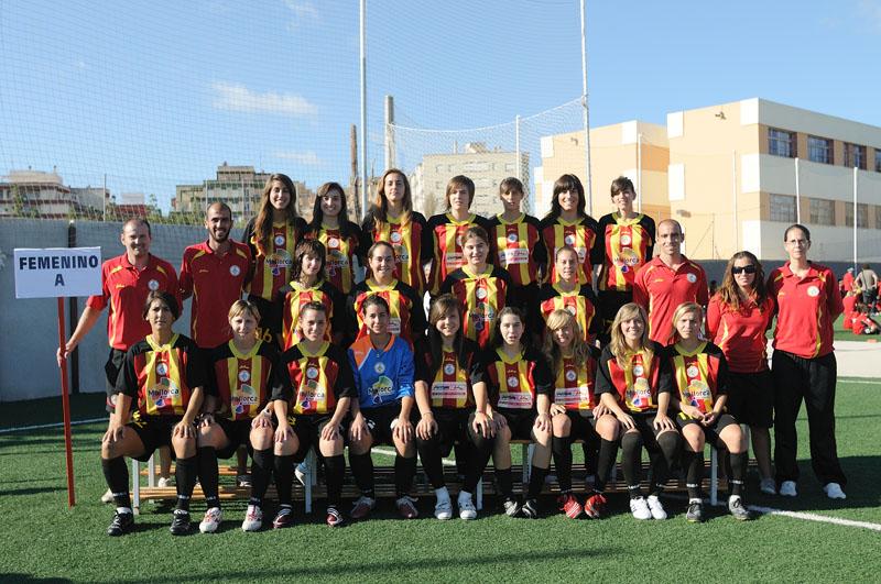 Sporting Ciutat de Palma femenino