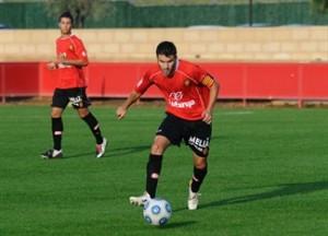Martí Noceras, capitán del Mallorca B