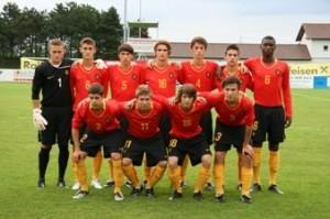 Bélgica Sub-17, rival de España en el preEuropeo, arranca bien el Torneo de Minsk