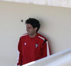Juan Carlos Sanz. Foto la Verdad