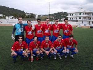 El Portmany campeón de la liga regional de Ibiza