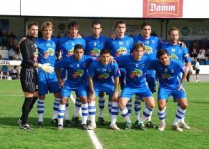 El Sporting pierde en Bintaufa con el Badalona