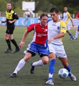El Ionikos Nikea de la 2ª División griega se interesa por Ángel García del Arenal
