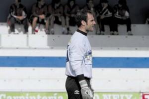 ELOY. El guardameta del Sporting Mahonés volverá a defender la portería el domingo en Gavà - ARCHIVO