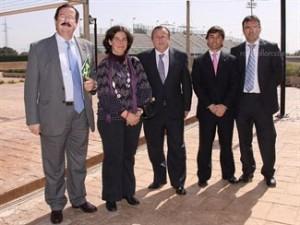 Seguí, Caimari, Vidal, Castro y Pérez presentan 'Haití no te olvidamos'