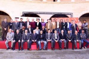 Jugadores y ex jugadores del RCD Mallorca