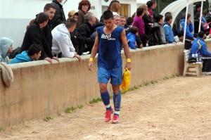 El partido frente al At. Baleares se jugará en S'antoniana Terra