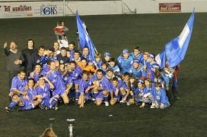 CAMPEONES DE COPA. La excelente racha ha llevado al Norteño a ganar su tercer título de Copa esta misma temporada - Archivo