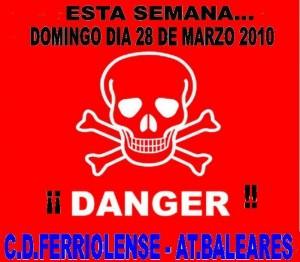 Ferriolense - At. Baleares