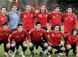 Banesto patrocinador de la Selección Española