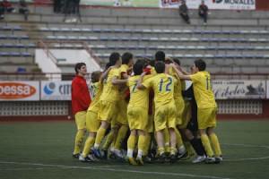 El Villarreal cadete se proclamó campeón de la última edición de la Ibiza Cup de 2008.  JUAN A. RIERA
